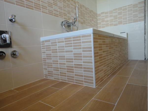 Ristrutturazioni complete di bagni - Posare piastrelle bagno ...