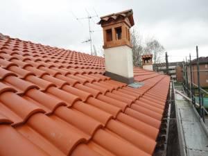 tetto in tegole portoghesi