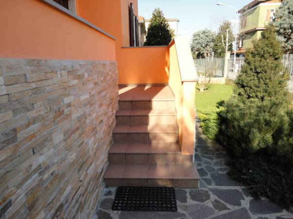 rivestimento gradini scala in gres porcellanato