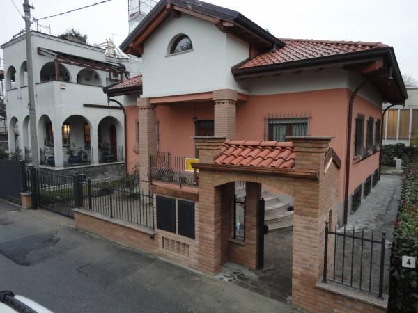 ristrutturazione villa Bergamo