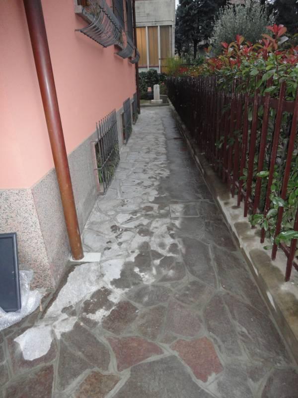 pavimentazione in porfido