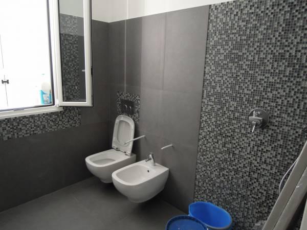 Bagno Mosaico Moderno.Nuovo Di Bagno Moderno Con Doccia Mosaico Ourcraftypins Com