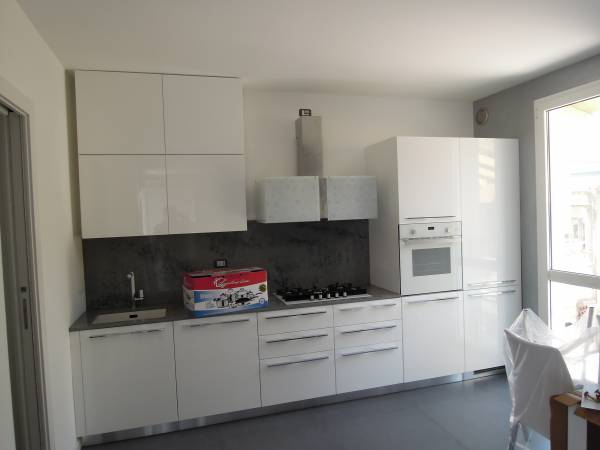 Ristrutturazione completa villa in paderno dugnano con - Pittura lavabile per cucina ...